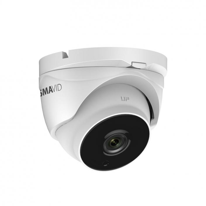 SMAVID HD-Turret-Kamera / 2 MP / 2,8–12 mm SMA-HDD-700226