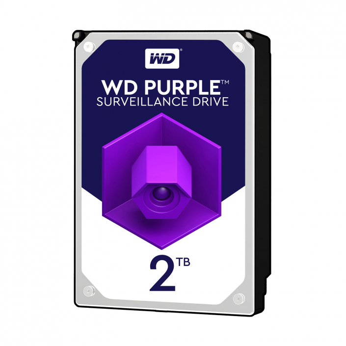 SMAVID SATA-Festplatte 24/7 2TB SMA-HDD2-700234