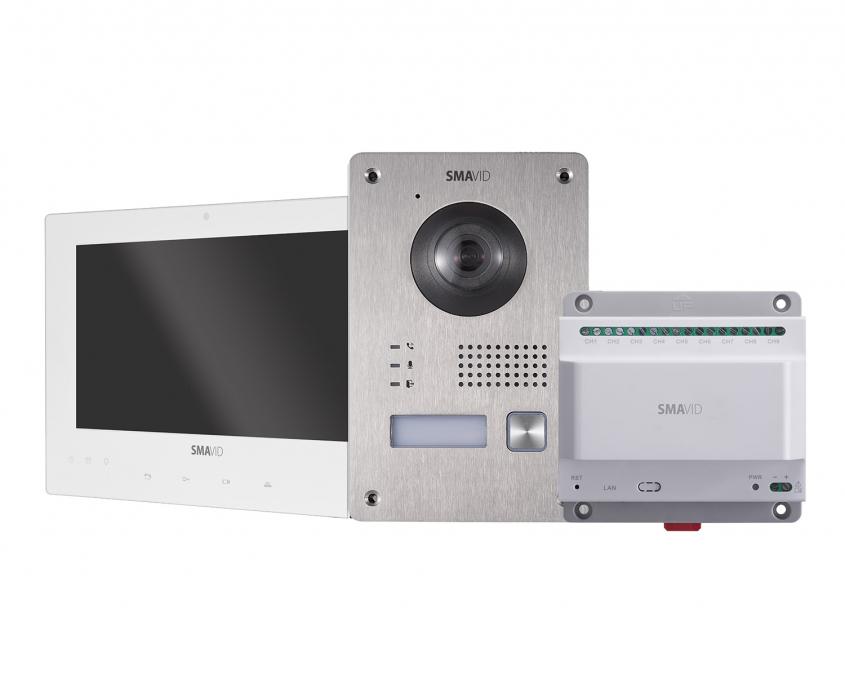 SMAVID 2-Draht Komplett-Set SMA-VSA-700257
