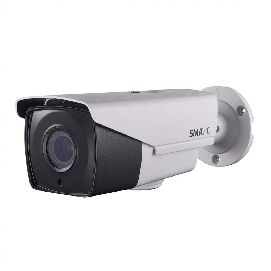 SMAVID HD-Bullet-Kamera 2 MP / 2,8–12 mm
