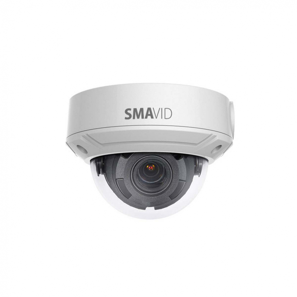 SMAVID Dome-Kamera 2 MP / 2,8–12 mm