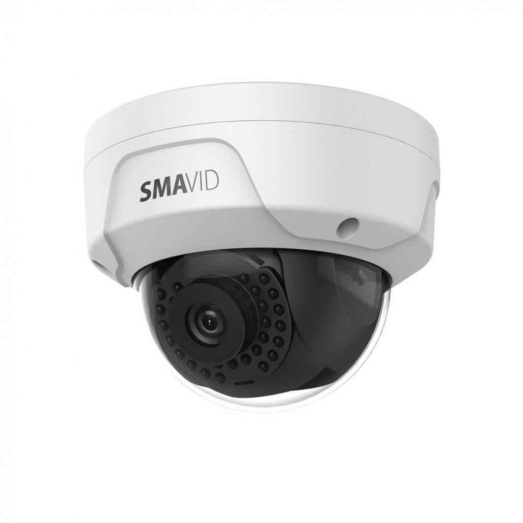 SMAVID Dome-Kamera 4 MP / 2,8 mm