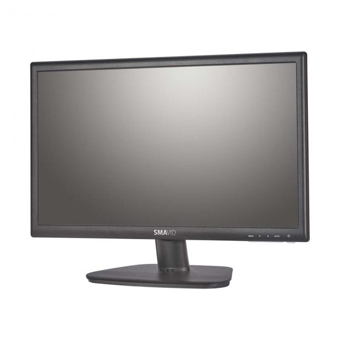 """SMAVID 23,6"""" Full-HD Monitor"""