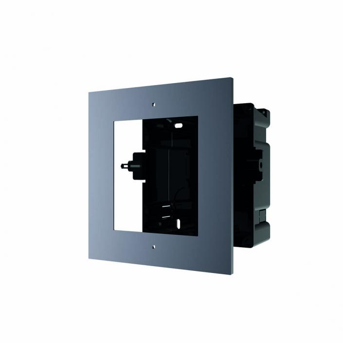SMAVID Unterputz Rahmenset für 2 Module