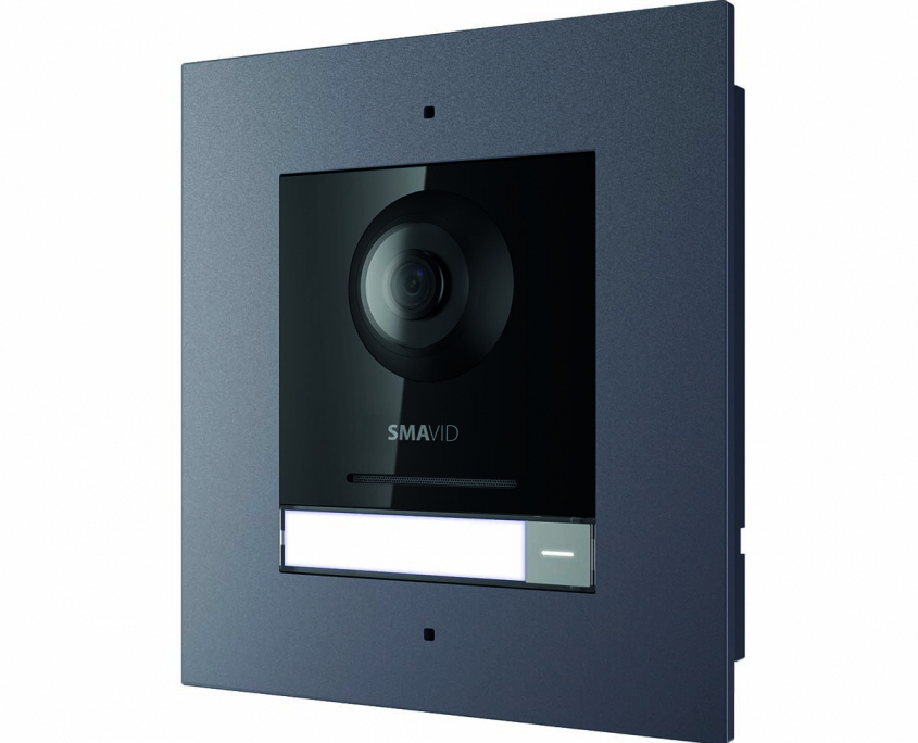 SMAVID 2MP Kamera Modul Unterputz-Set