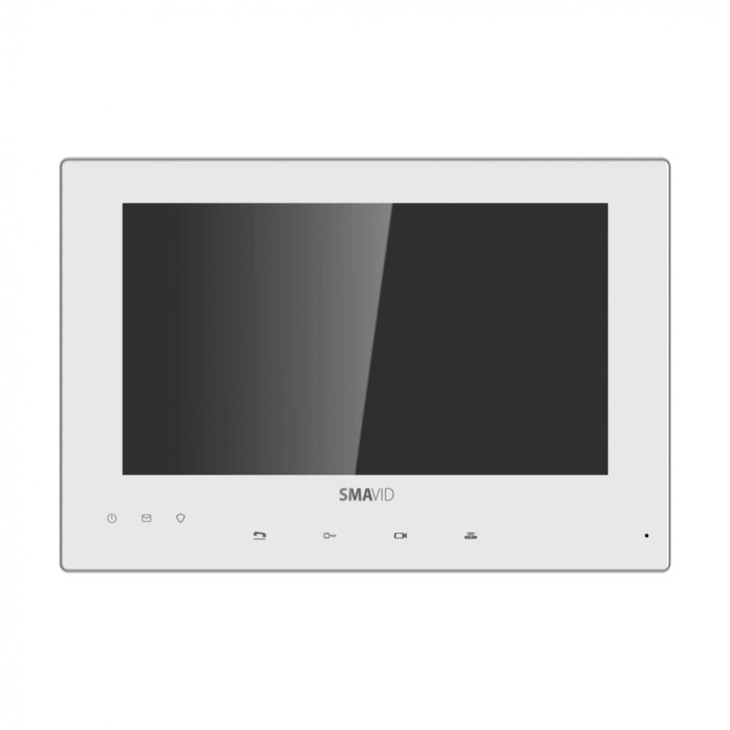 SMAVID 2-Draht Innenstation 7 Zoll LCD