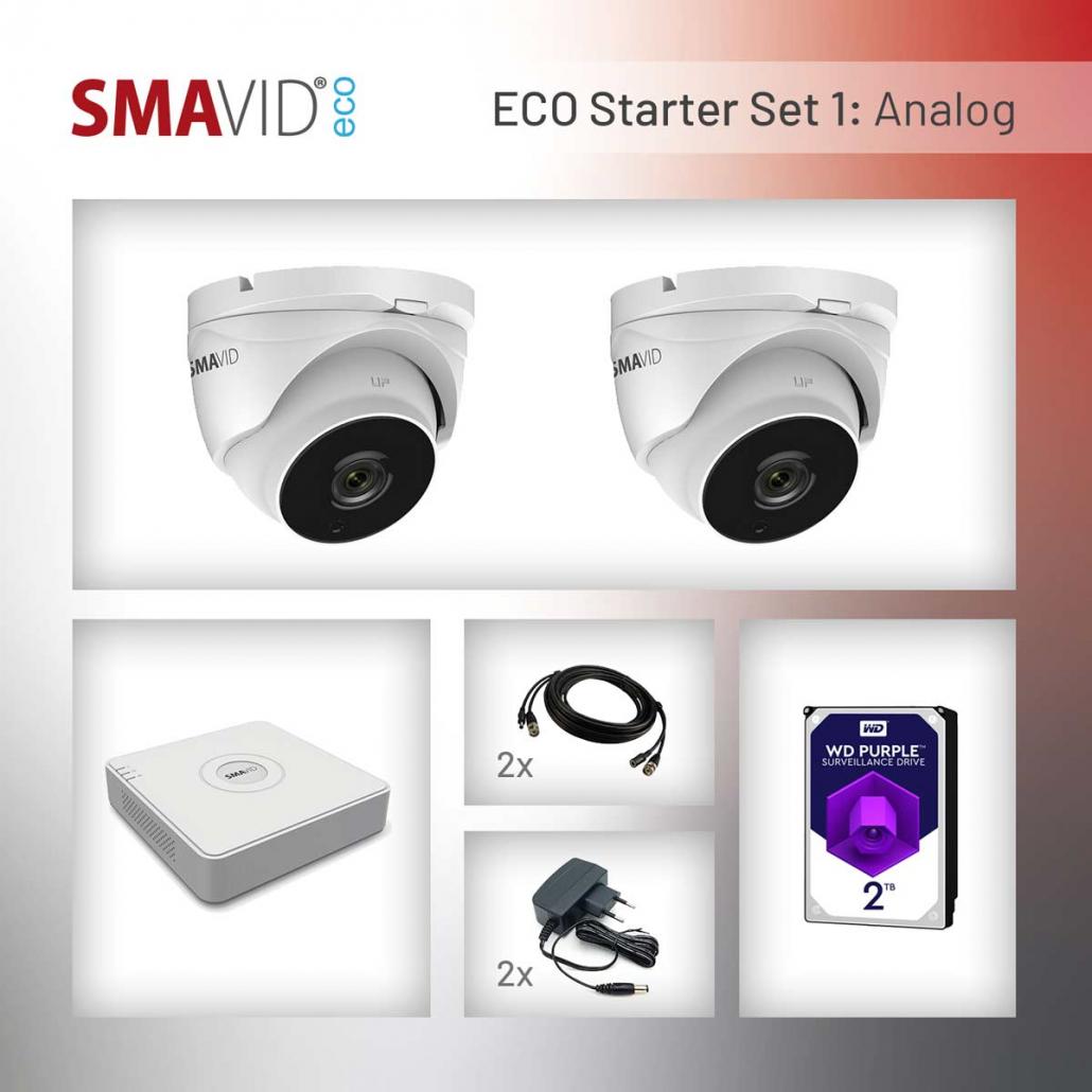 SMAVID Starter Set