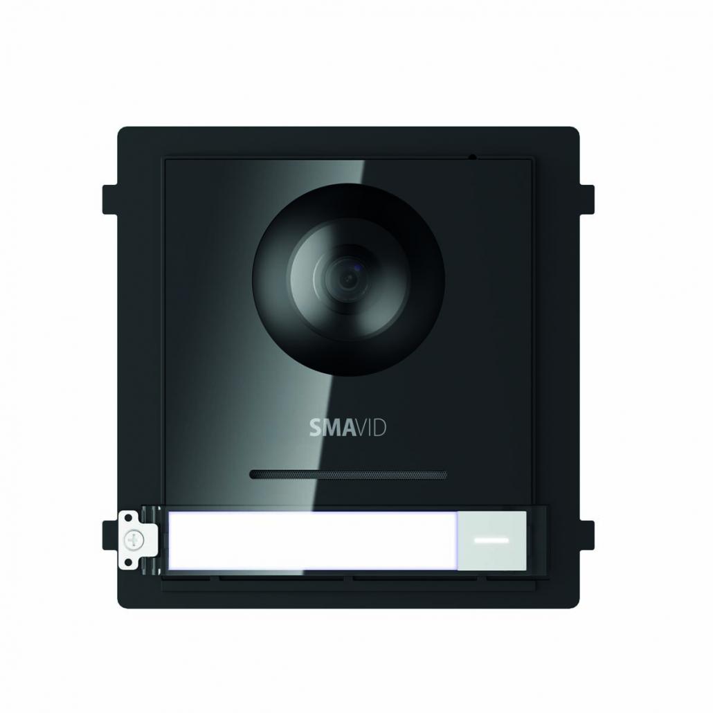 SMAVID 2-Draht Kamera-Hauptmodul mit Klingeltaster